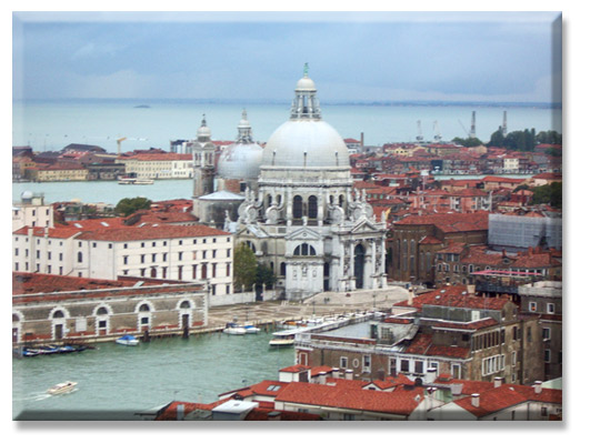 "Venice – ""City of Water, Bridges and Light"""
