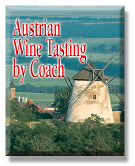 Austrian Wine Tasting by Coach